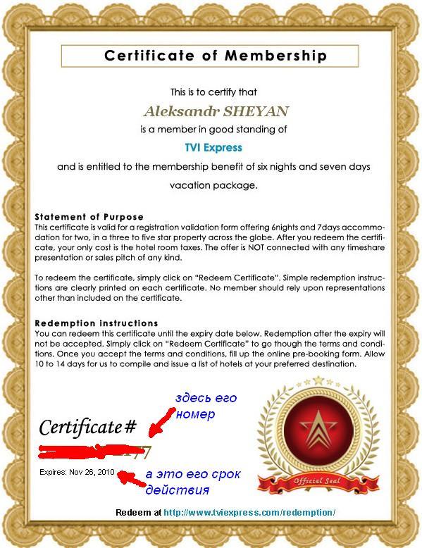 Сертификаты в подарок мужчине своими руками